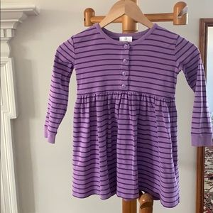 Girl's Hanna Andersson Knit Dress